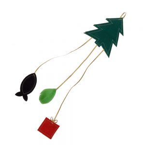 Christmas Tree Cat Toy
