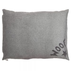 Dog Doza - STAR WOOF - Soft Grey