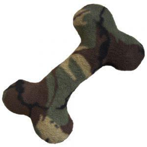 Bone Baby - Army Camo Fleece