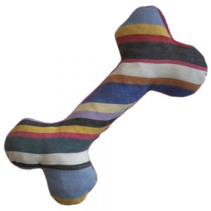 Bone Baby - Pink Deckchair Stripe