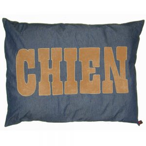 Dog Doza - Chien - Tan on Denim