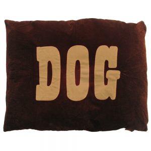 Dog Doza - DOG - Tan on Choc