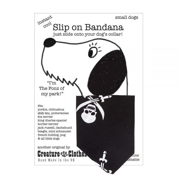 Slip-on-Bandana Pirate