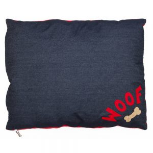 Dog Doza - WOOF N BONE - Denim