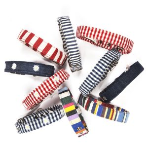 Fabric Dog Collars & Leads