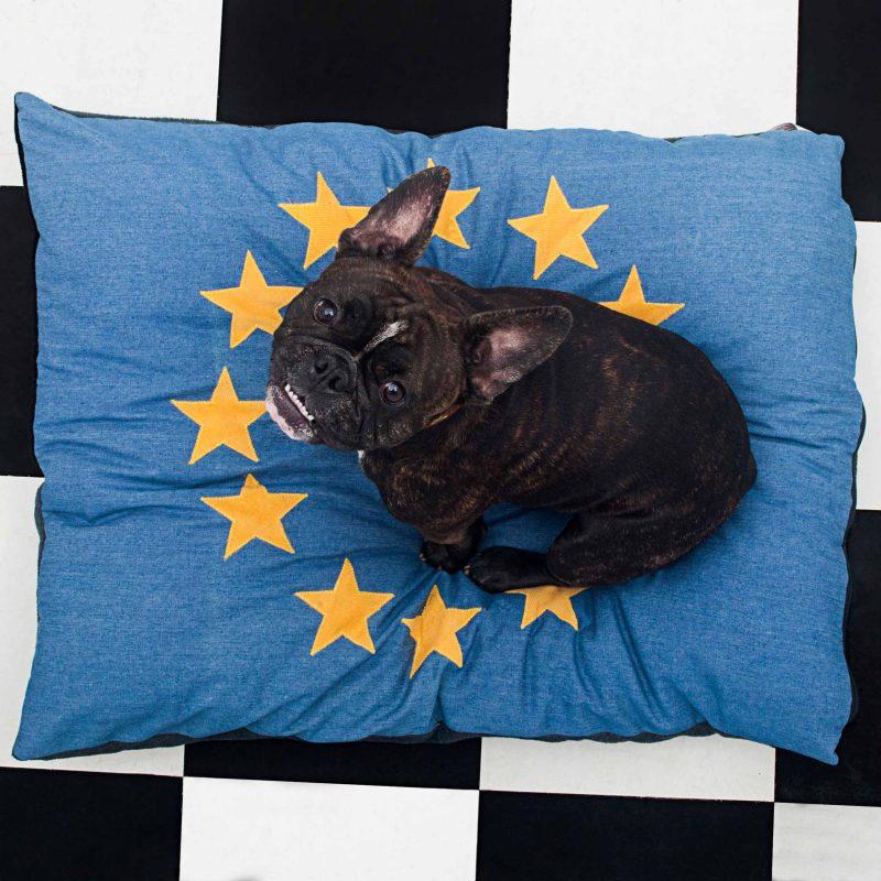European Union Dog Bed