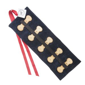 Roll of Bones Dog Treats Pouch