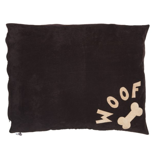 Dog Bed Brown Woof