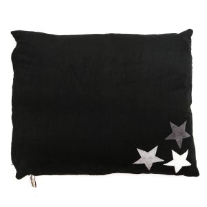 Dog bed with 3 Charcoal Stars