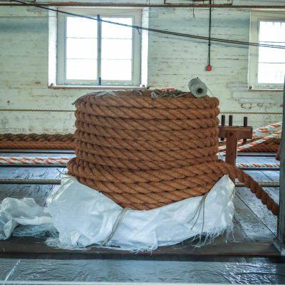 Massive rope